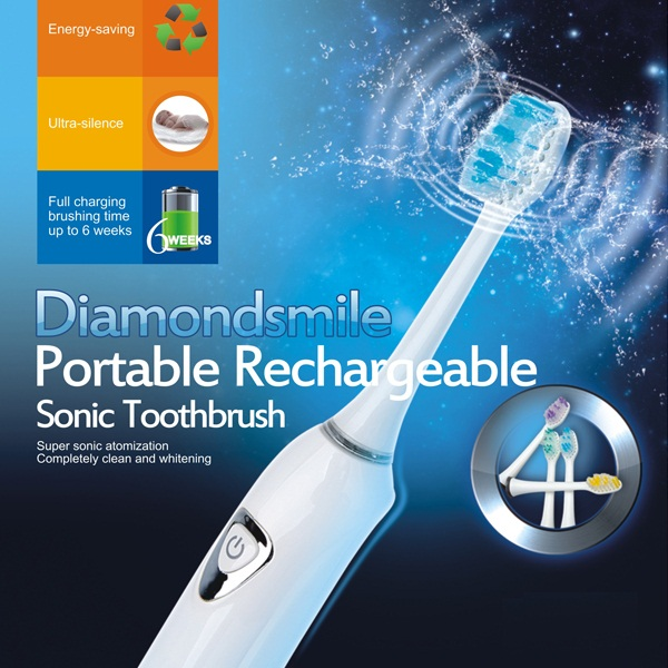 New Arrival RLT231 Wholesale Cheap Electric Toothbrush Adult Vibration Sonic Care Toothbrush