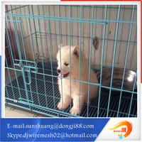 China supplier Strong large Capacity Stainless Steel Pet Cage