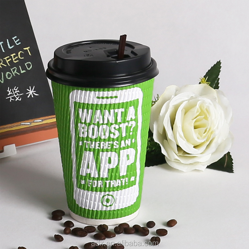 China Wholesale Customer Logo Printed Disposable Hot/Cold Drink Paper <strong>Cups</strong>