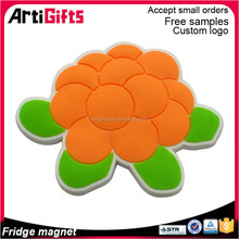 Fridge Magnet Supplier Wholesale Promotional Cheap Custom Tourism souvenir 3d soft pvc fridge magnets for different countries