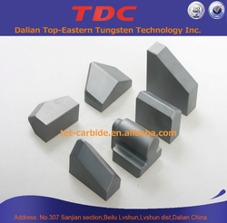 Tunneling Using YG8 Cemented Carbide Shield cutter