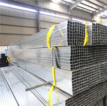 China supplier, 85*85mm hot-dipped galvanized square tube. excellent quality at reasonable price!