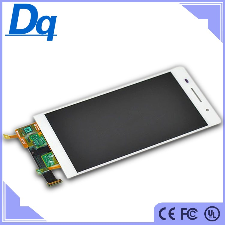 Applicable Huawei G7 mobile phone LCD touch screen assembly inside and outside one hand mobile phone screen assembly