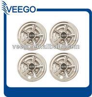 8 inch 10 spoke golf car hub caps for ezgo,club car & yamaha golf carts