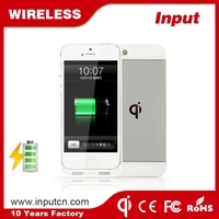 China supplier qi wireless charger receiver phone case for iphone 5 5s 5c
