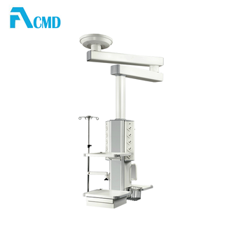 Arm rotating angle 340 degree ICU Medical Surgical Tower