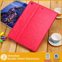 2014 high quality case for iPad air,for apple ipad air back cover
