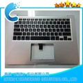 New Laptop Shell Cover Housing C with keyboard/touchpad Laptop Topcase For Apple Macbook Pro A1286 MC371 MC372 MC373