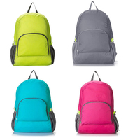 In stock cheap gift promotional backpack
