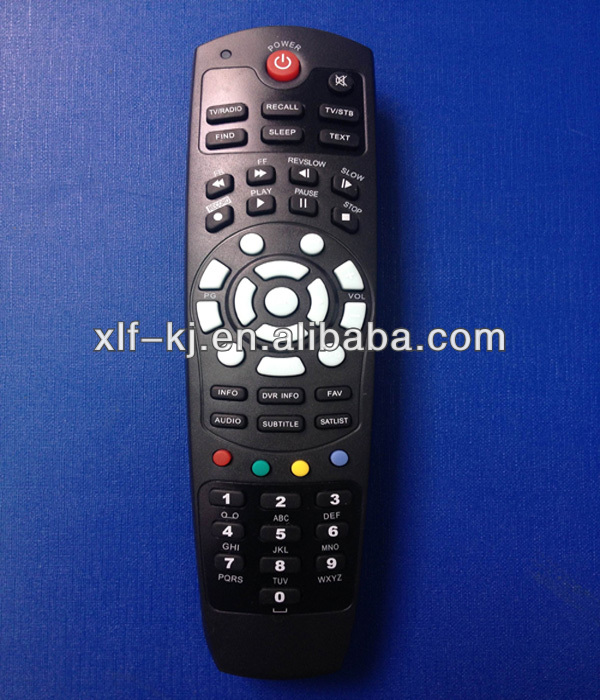 Universal use wholesale skybox remote control changhong tv control remote