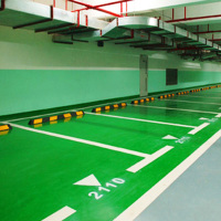 Anti Abrasion Epoxy Resin Floor Coating