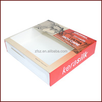shopping market retail Cardboard t-shirt Display Box
