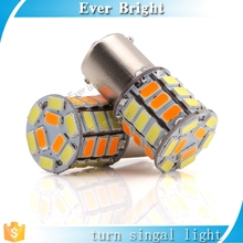 white-amber 1156 33SMD 5730 Chips LED Bulbs turn signal light Auto Accessories tuning light