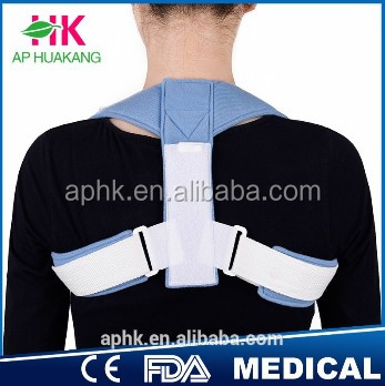 2016 newest posture corrector belt clavicle brace with FDA and CE
