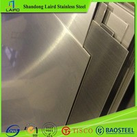 Hot sale 309s gold mirror stainless steel sheet metal