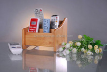 Bamboo office desk organizer mesh for wholesale