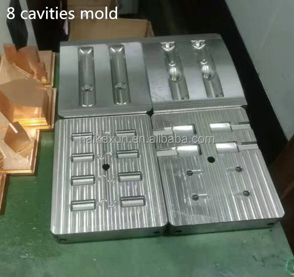 manufacturering multiple cavities plastic charger shell injection mould