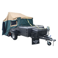 Small Tent Camper Trailers