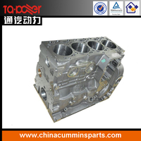 cummins ISDE cylinder block.4934322 engine spare parts auto parts