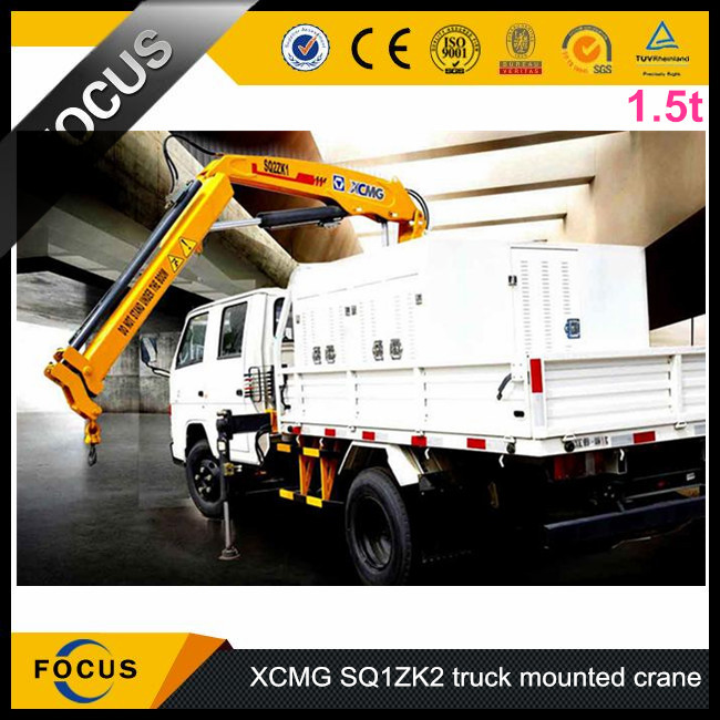 Hot Exported SQ1ZK2 Truck_Mounted_Crane