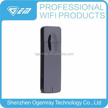 stable singal wifi network cards with 2 channel,Portable 2.4Ghz 802.11N 300mbps usb 2.0 wireless adapter wifi dongle for laptop