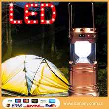 Gifts 2016 energy saving lamp Led retro lamp outdoor camping tent lamp