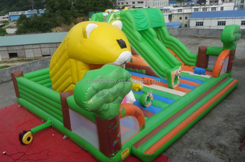 2015 new children toys / air game inflatable