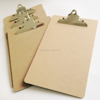 Office School Use A4 MDF Clipboard