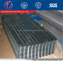 chinese cheap corrugated color roofing sheet/prepaint corrugate