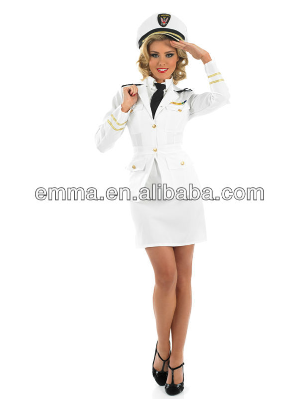 Adult Ladies Army Girl Fancy Dress Combat Military Uniform Costume C237
