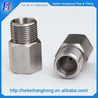 1/2 inch stainless steel npt threaded pipe water flow reducer