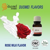 DZY-14 E Rose Milk Liquid Juice Concentrate flavor