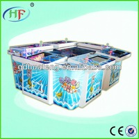 Amusement Ocean star fishing slot game machines with printers