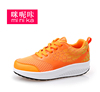 Women wedge sneakers breathable mesh shoes fitness shoes for walking