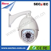 Security system 1.3MP AHD IR high speed wireless camera system