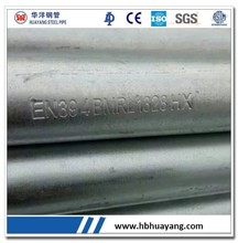 petroleum and nature gas steel pipe transmission Pipe ERW steel pipe