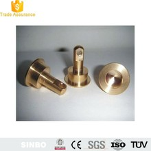 Precision metal fabrication machinery performance brass truck parts heavy duty truck parts