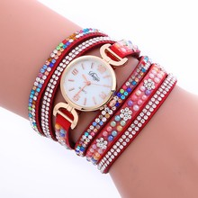 top selling products 2017 lady vogue hand watch LNW253