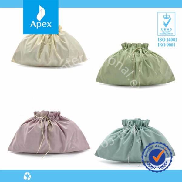 New design promotional bra drawstring storage bag