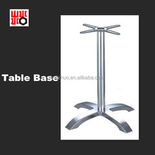 outdoor aluminum table base TB-404