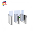 security access control rfid control sliding gate for office building