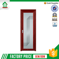 Factory hot sale arch shaped aluminum door STYH-026