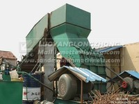 waste metal cans breaker, crushing machine