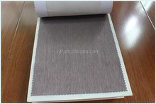 fire retardant polyester high quality fabric for safety curtain/rugs/Sofa cloth