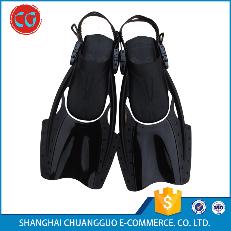 New Style Diversion Channel Design Swimming Snorkeling Fins