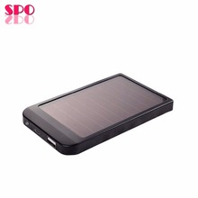Cheap wholesale price mini 2600mAh solar charger power bank