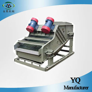 YQA sand dewatering screen/vibrating screen sand washing machine