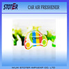 Logo Printed Custom Hanging Paper Car Air Fresheners