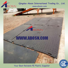 Snowmobile Trailer Track Mat/Plastic Ground Cover Mats/Temporary Driveways and Car Parks mat