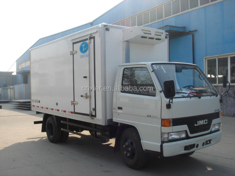 JMC Refrigerated/Insulated Truck Van